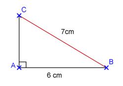 comment trouver la longueur d un cote d un triangle. Black Bedroom Furniture Sets. Home Design Ideas