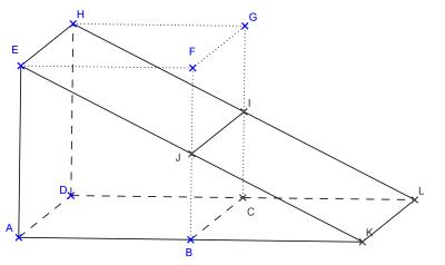 4 calcul de l 39 aire du prisme droit - Calcul volume litre ...